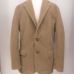 Banana Republic | Men's Brown Corduroy Blazer | S